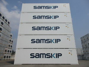 Samskip acquires 200 reefer containers