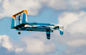 UK government permits Amazon drone trials