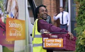 Sainsbury's plans to expand same day delivery service
