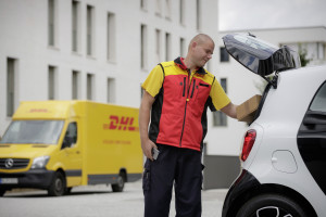 DHL to deliver straight to Smart car boots