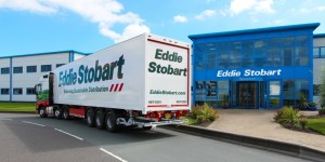 Eddie Stobart, new trailer