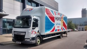 Hovis Vehicle