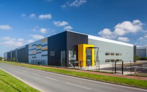 Peel logistics 175,000 sq ft centre