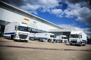 NHS supply chain DAF