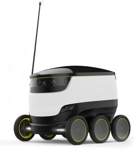 Starship delivery robots set to hit the streets
