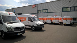 Whistl revamps fleet with £3m investment