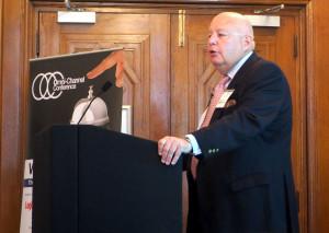 David Grant at the Omni-Channel Conference