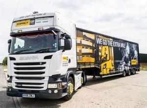 impact new trucks