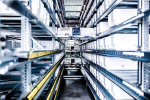 Adidas chooses Knapp for warehouse automation