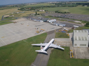 Manston Airport plans experience setback
