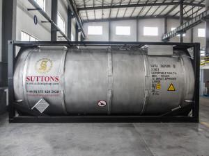 Cyanco tank