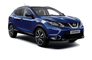 Nissan to build Qashqai in UK
