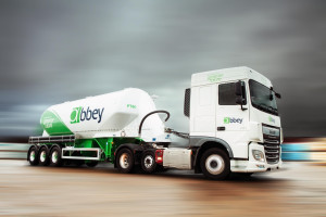 David Batty, Abbey Logistics