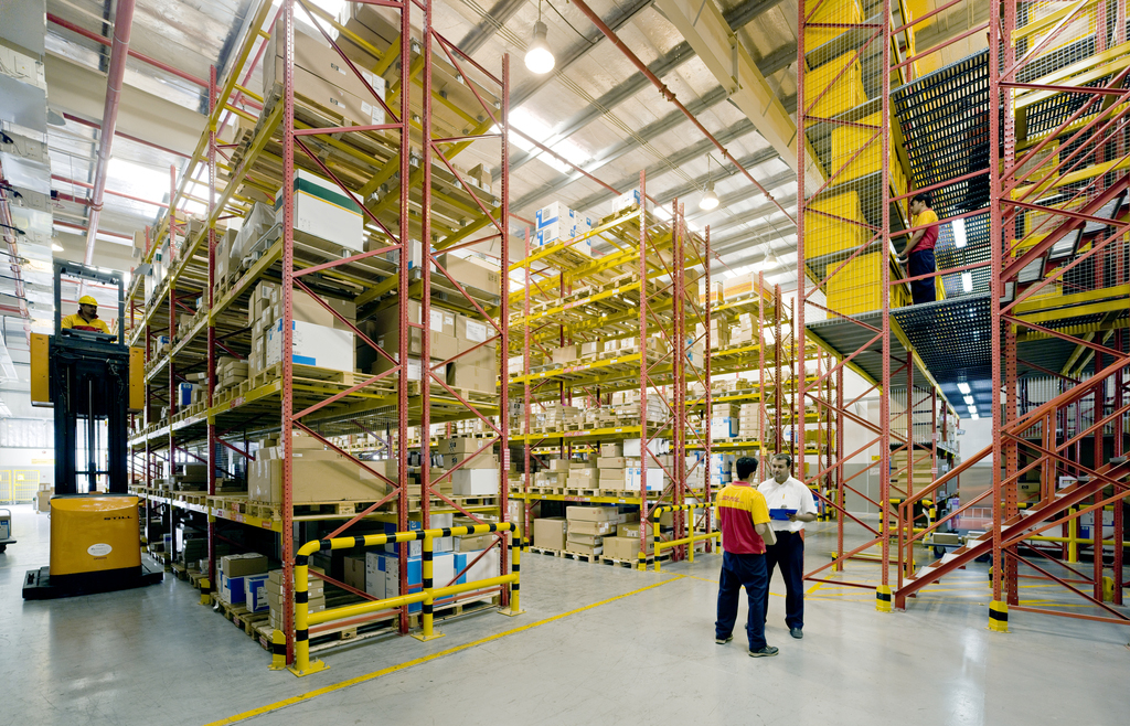 dhl a logistic company Company placeholder image  life sciences and healthcare at dhl supply chain  logistic group leader at robert bosch.