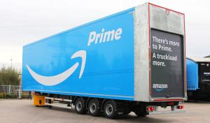 Amazon buys 40 new trailers