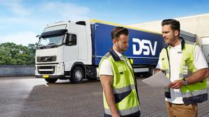 DSV 2 man delivery