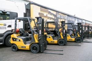 Lemonpick chooses CAT trucks