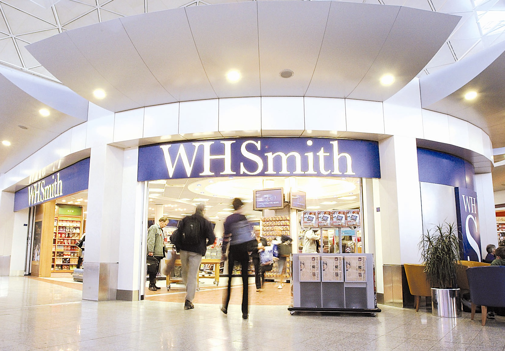 Whsmith dunstable