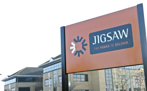 Jigsaw moves to a bigger site.