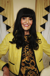 Hilary Devey CBE from Dragon's Den and founder of Pall-Ex