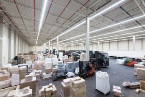 Palletways opens new hub in Germany.