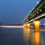Wuhan Yangtze River Bridge Wuhan The Yangtze River