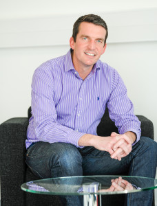 Clive Murphy - managing director