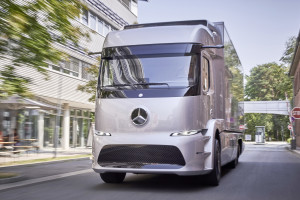 Mercedes-Benz to launch new sustainble truck technology