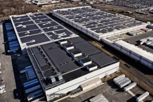 Amazon to deploy solar panels.