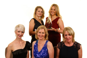 Women in logistics winners 2016