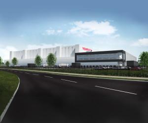 Yearsley Logistics Peterborough New Depot