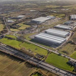 Harworth's Logistics North, Bolton.