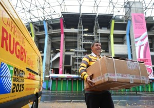 dhl rugby world cup