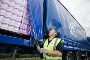 The new contract means Bibby Distribution will transport HDPE packaging from Nampak's head office in Newport Pagnell.