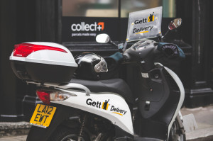 Collect plus Gett