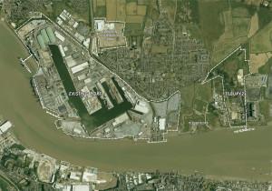 Tilbury 2 port expansion