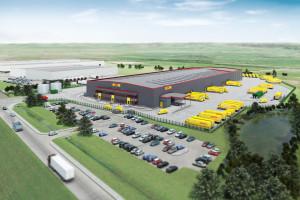 DHL New Avonmouth Site