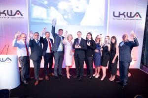 UKWA awards winners 2017