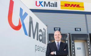 Peter Fuller, CEO of UK Mail.
