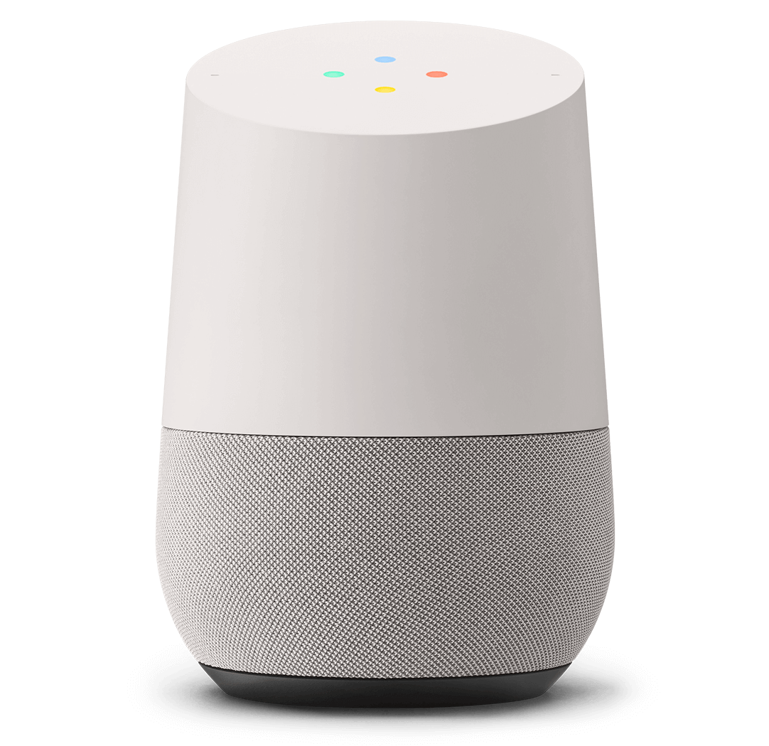 Google Home As Personal Assistant