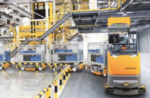 Jungheinrich logistics systems