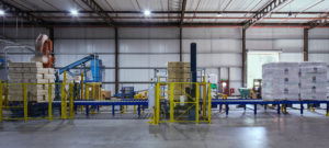 Latest news - BS Handling Systems automates SCA Wood UK - IntraLogisteX