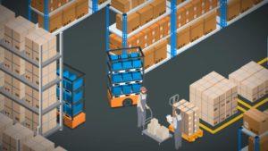 Synergy introduces robotic cart - 24/7 Customs Broker News