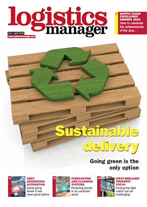 Logistics Manager Magazine April 2020