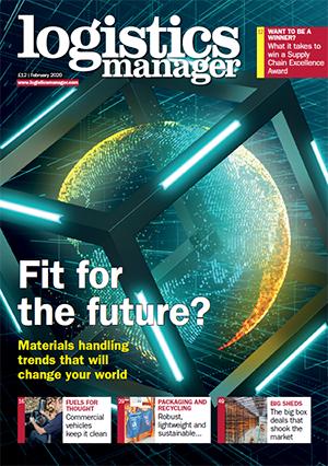 Logistics Manager Magazine February 2020