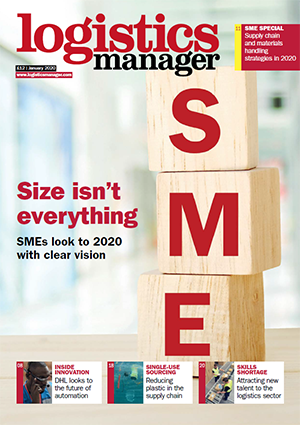 Logistics Manager Magazine January 2020