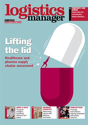 Logistics Manager Magazine July 2020