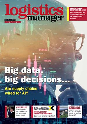 Logistics Manager Magazine March 2020