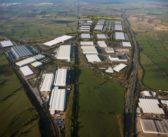 DIRFT III Freight terminal construction starts
