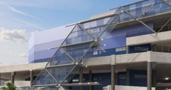 GLP revises plans for multi-storey warehouse in London
